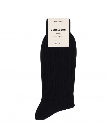 CHAUSSETTE HOMME LUXE PUR...