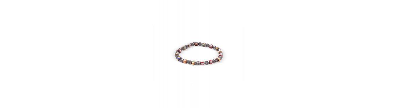 Bracelets de luxe homme en cuir tressé → GENTLESON